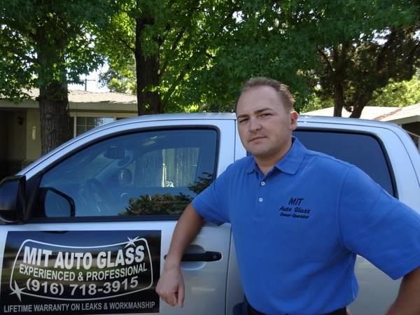 Igor Founder of MIT Auto Glass Repair